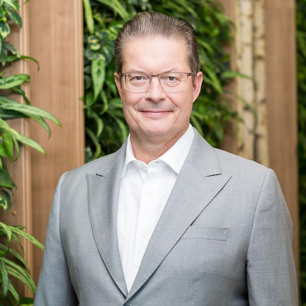 Investor in properties - Rainer Schorr