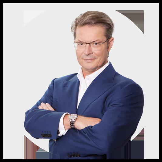 Entrepreneur Rainer Schorr
